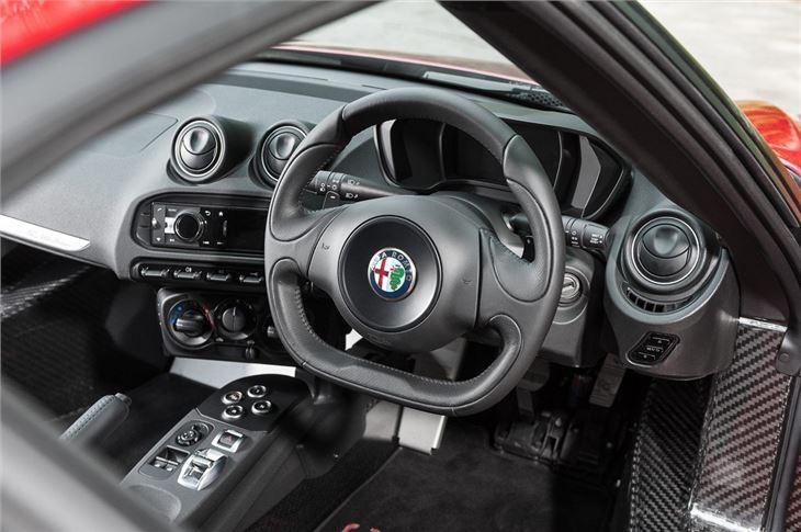 Alfa Romeo 4c 2014 Car Review Honest John