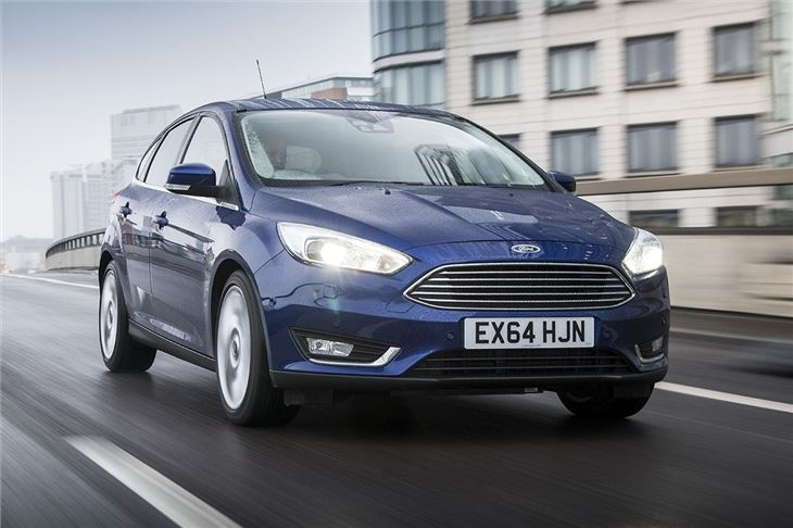Ford Focus 2014 - Car Review | Honest John