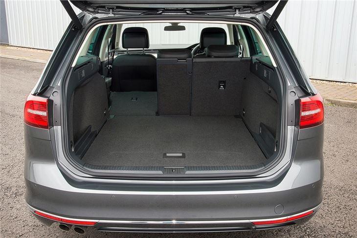 Vw Diesel Engines >> Volkswagen Passat B8 Estate 2015 - Car Review | Honest John