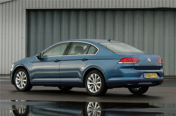 Volkswagen Passat 2015 Car Review Honest John