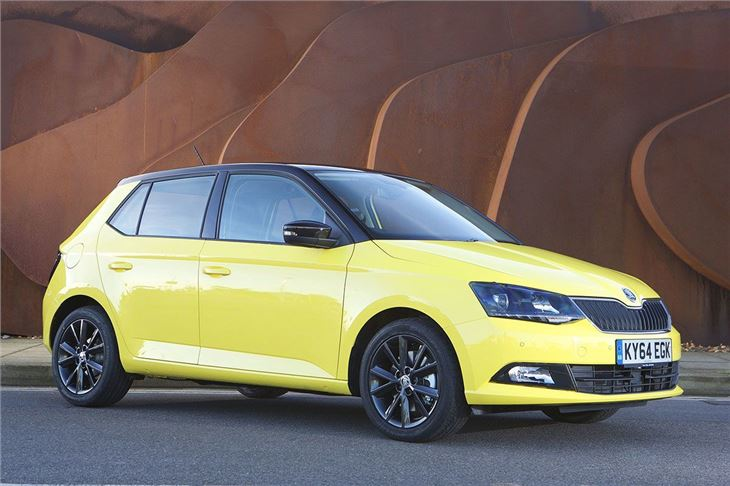 skoda fabia 2015 car review honest john. Black Bedroom Furniture Sets. Home Design Ideas