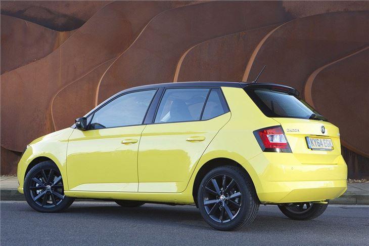 Skoda Fabia 2015 Car Review Honest John