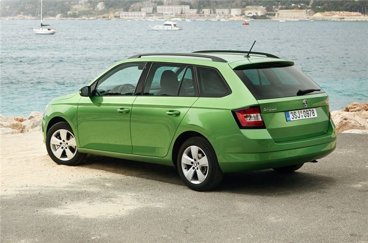 Skoda Fabia Estate 2015 Road Test | Road Tests | Honest John