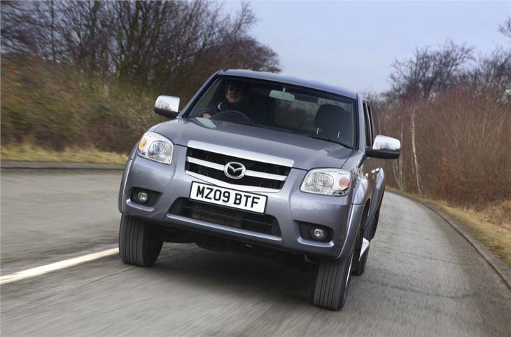 Mazda BT-50 2006 - Van Review | Honest John