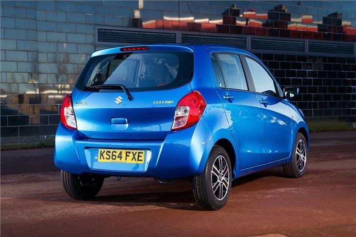Bmw Recommended Oil >> Suzuki Celerio 2015 - Car Review | Honest John