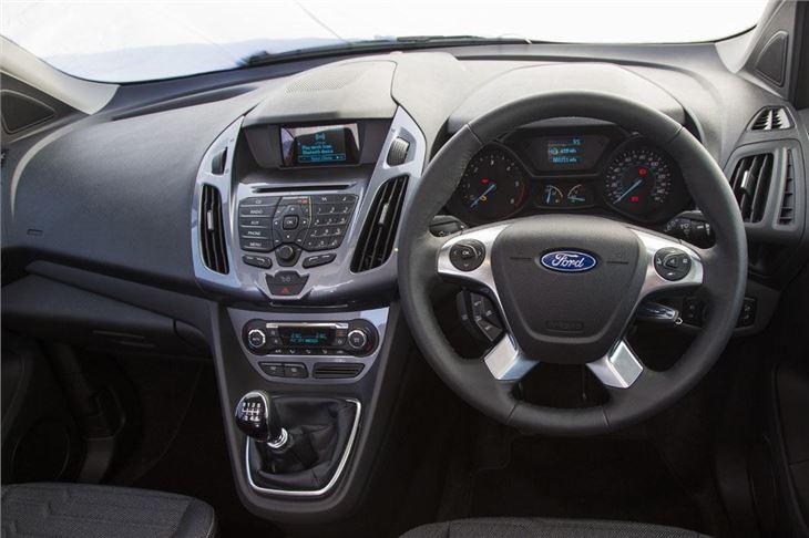 Ford Tourneo Connect 2014 Van Review Honest John