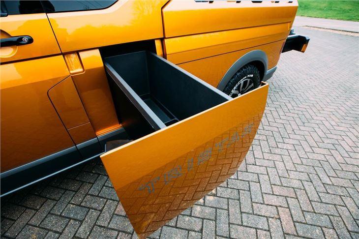 Driven Volkswagen Tristar Concept Honest John