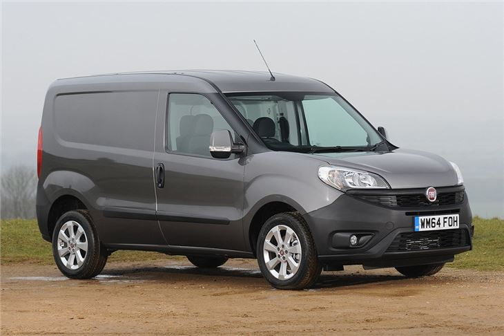Fiat doblo cargo 2010 van review honest john fiat doblo cargo 2010 malvernweather Choice Image