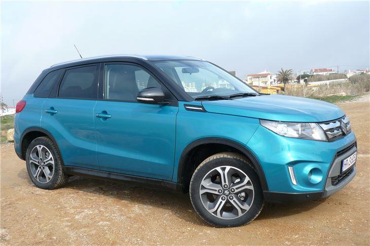 Suzuki Vitara 1 6ddis 2015 Road Test Road Tests Honest