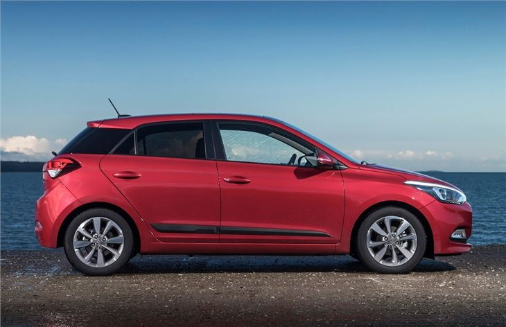 Hyundai I20 2015 Car Review Honest John