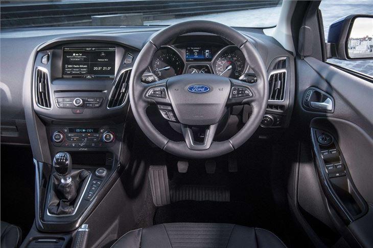 Request a Brochure & Ford Focus Estate 2014 - Car Review | Honest John markmcfarlin.com
