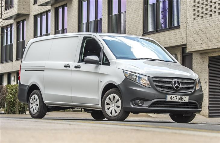 Mercedes Benz Vito 2015 Van Review Honest John