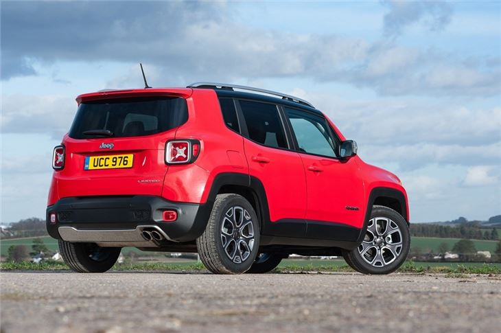 jeep renegade  multijet road tests honest john
