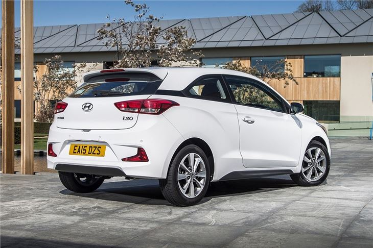 Hyundai I20 Coupe 2015 Car Review Honest John