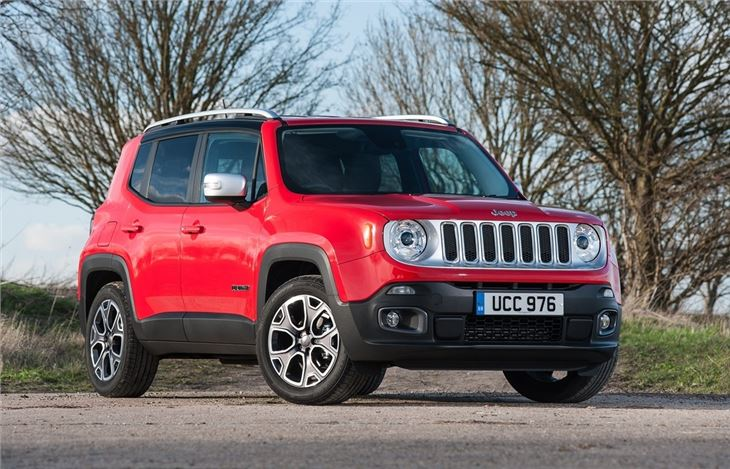 Jeep Renegade 2015 Car Review Honest John