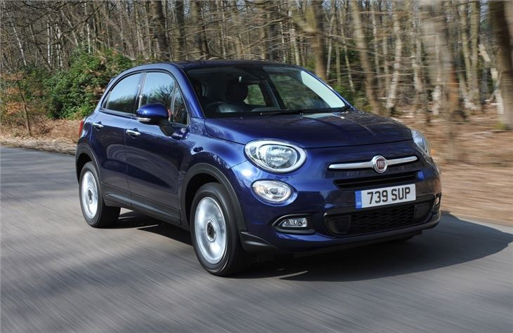 Fiat 500x 2015 Car Review Honest John