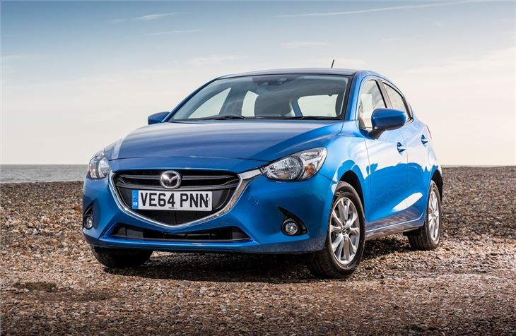 Mazda 2 2015 - Car Review | Honest John