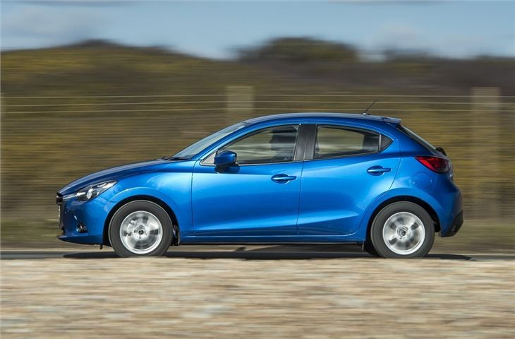 Mazda 2 2015 Car Review Honest John