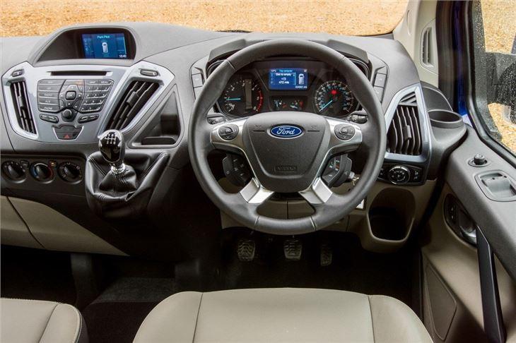 Ford Tourneo Custom 2013 Van Review Honest John