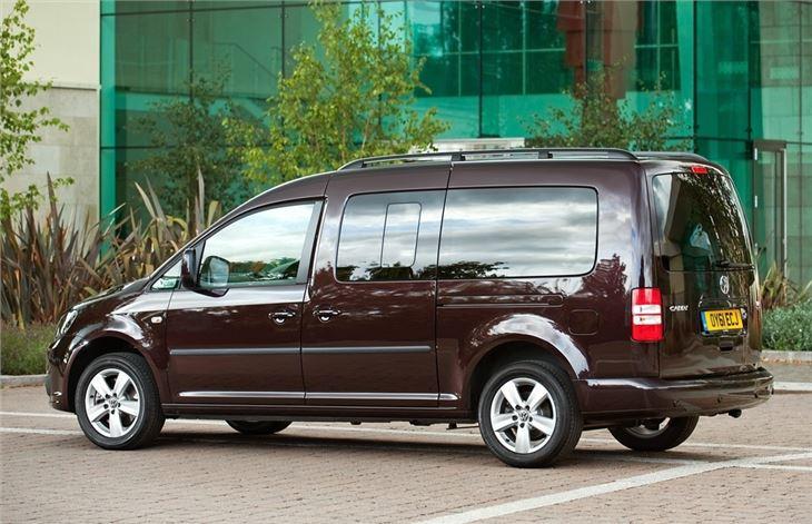 Ben noto Volkswagen Caddy Maxi Life 2008 - Van Review | Honest John MN55