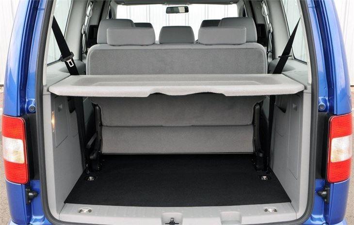 Favoloso Volkswagen Caddy Maxi Life 2008 - Van Review | Honest John UC97