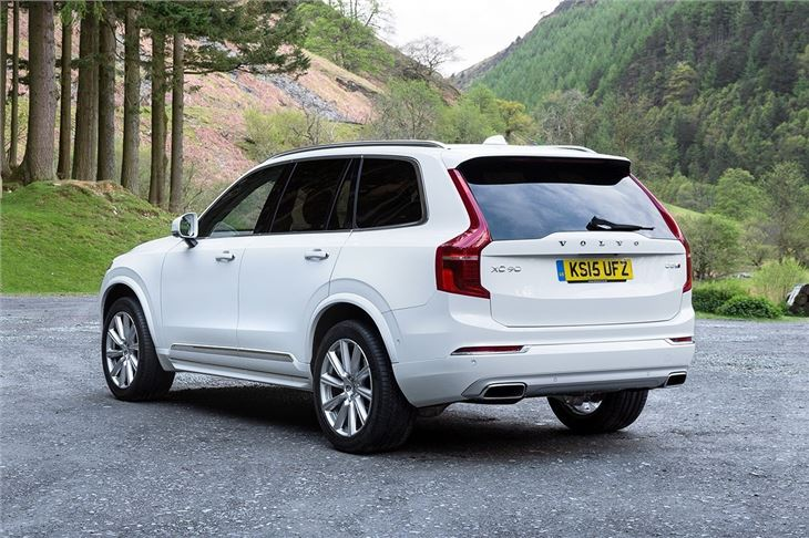 Volvo xc90 2015 car review honest john next model history publicscrutiny Image collections