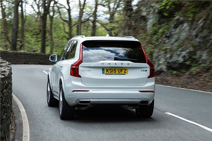 Volvo xc90 2015 car review honest john introduction publicscrutiny Image collections
