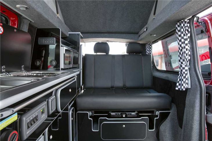 Toyota Proace Camper 2014 Van Review Honest John