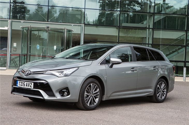 Toyota Avensis Touring Sports D D on New Toyota 3 0 Engine