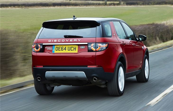 Land Rover Discovery Sport 2015 L550 Car Review Honest
