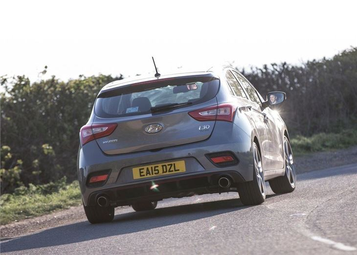 Hyundai i30 Turbo 2015 Road Test | Road Tests | Honest John