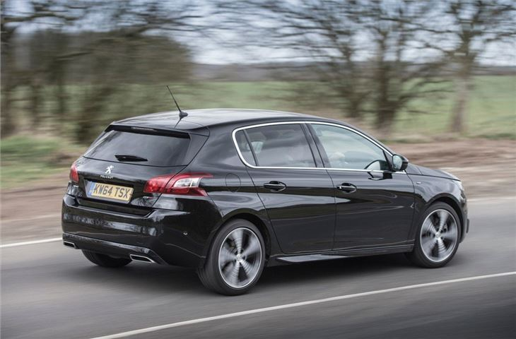 peugeot 308 gt 2015 - car review | honest john
