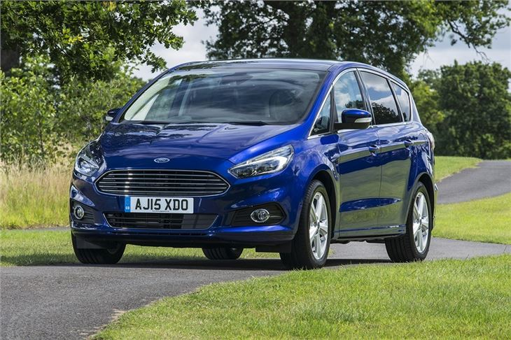Ford S MAX 2015
