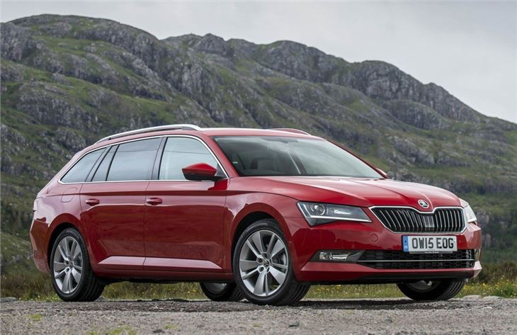 skoda superb estate 2015 car review honest john. Black Bedroom Furniture Sets. Home Design Ideas