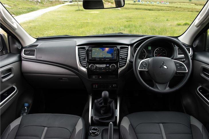 Mitsubishi L200 2015 Van Review Honest John