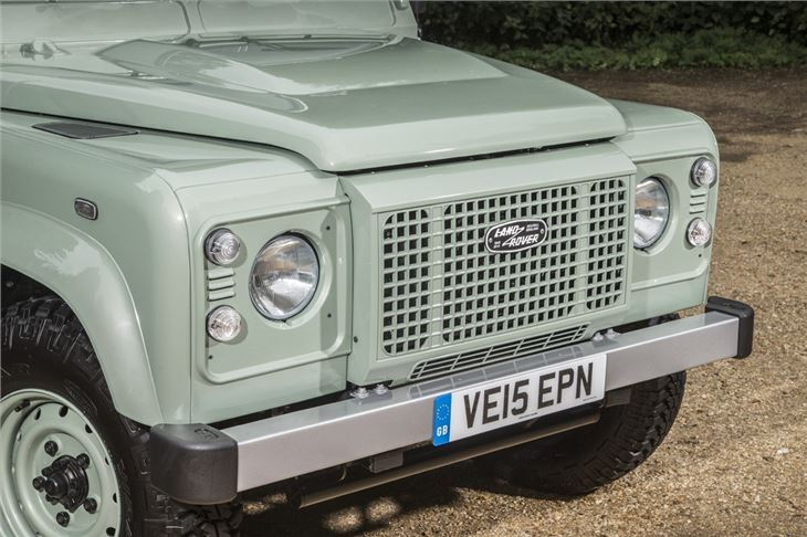 land rover defender honest john with Land Rover Defender 90 Heritage 2015 Road Test on News Land Rover Defender To Be Scrapped together with Volvo Owners Manual moreover Honda Reading additionally Sports Car Projects Triumph moreover Mitsubishi Pajero Old Model.
