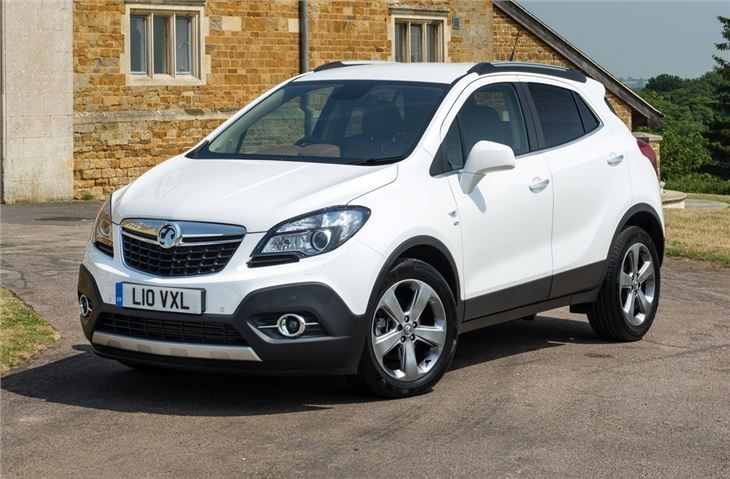 Vauxhall Mokka 2012 - Car Review | Honest John