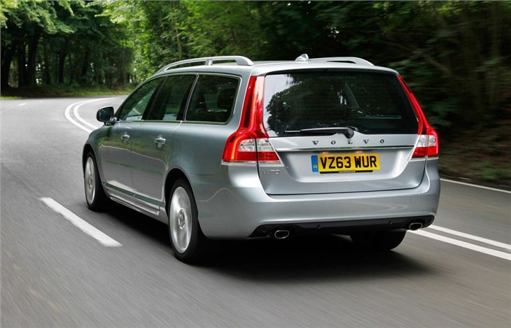 Volvo V70 2007 Car Review Honest John