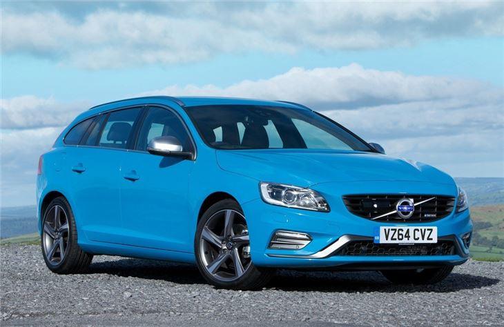 Volvo v60 r design reviews