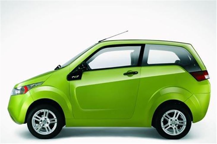Reva NXR 2010 - Car Review   Honest John