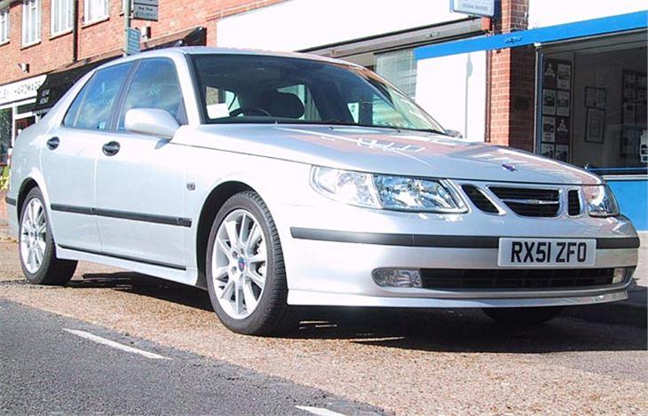 Saab 9 5 1997 Car Review Honest John