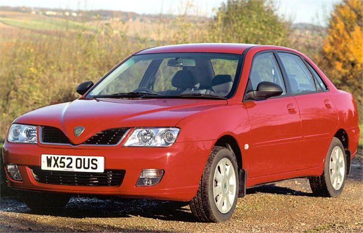 Proton Impian 2001 Car Review Honest John
