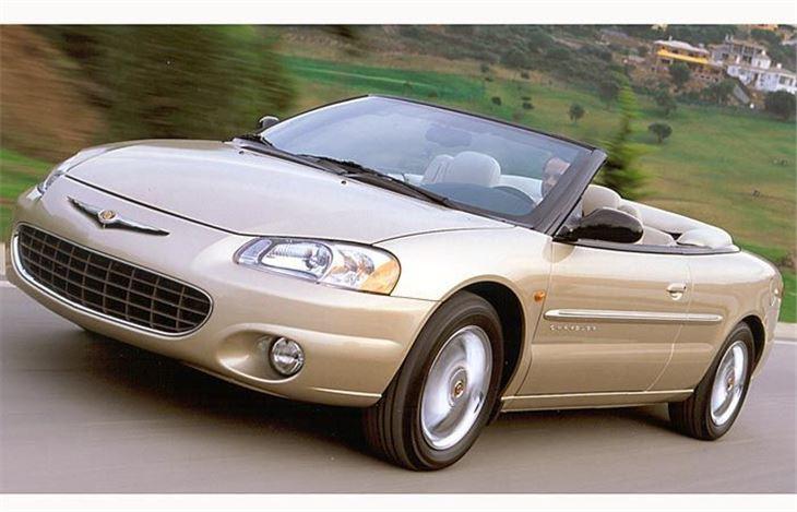 on 2002 Chrysler Sebring