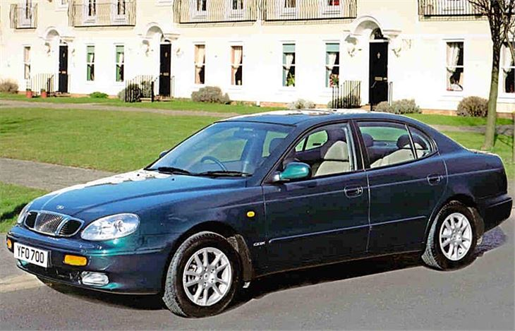 Daewoo Leganza 1997 - Car Review | Honest John