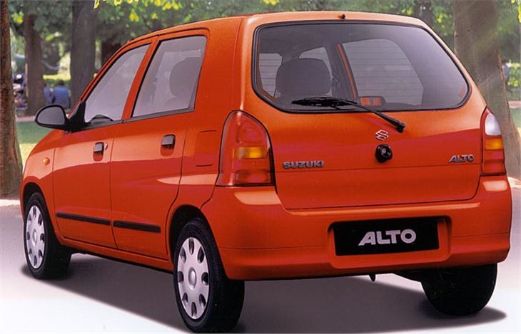 Suzuki Alto 2003 - Car Review | Honest John