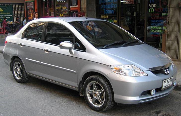 honda city 4 door 2003 car review honest john rh honestjohn co uk Honda City 2004 Honda City 2004