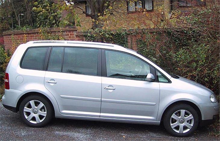 Volkswagen Touran 2003 Road Test Road Tests Honest John