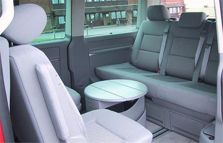 Ford Focus Transmission >> Volkswagen T5 Caravelle 2003 Road Test | Road Tests ...