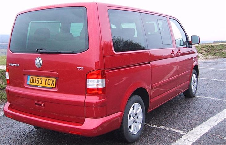 Water Pump Car Cost >> Volkswagen T5 Caravelle 2003 Road Test | Road Tests ...