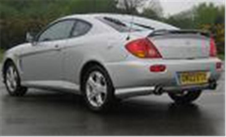 Hyundai Coupe 2 0se 2004 Road Test Road Tests Honest John